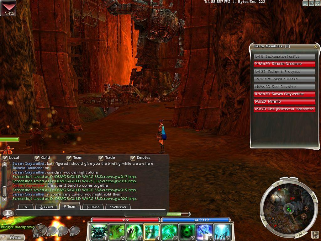 Guild wars server shutdown